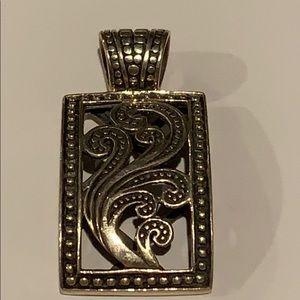Silpada 925 Sterling Silver Pendant